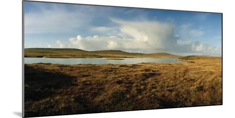 A Tranquil Loch or Lake in a Rural Landscape-Macduff Everton-Mounted Photographic Print