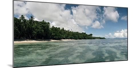 A Beach Near the 180th Meridian on Taveuni-Macduff Everton-Mounted Photographic Print