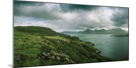 Overlooking a Portion of Loch Na Keal-Macduff Everton-Mounted Photographic Print