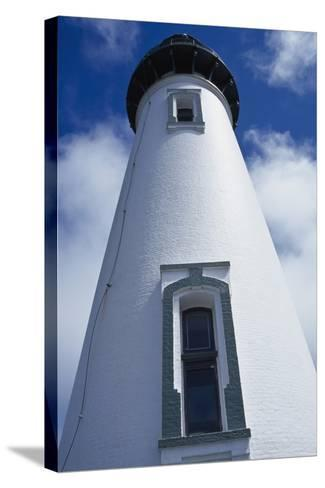 Low Angle View of Lighthouse-Design Pics Inc-Stretched Canvas Print