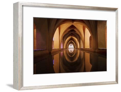 Bath of Dona Maria De Padilla at Alcazar-Design Pics Inc-Framed Art Print