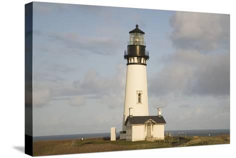 Exterior of Lighthouse-Design Pics Inc-Stretched Canvas Print