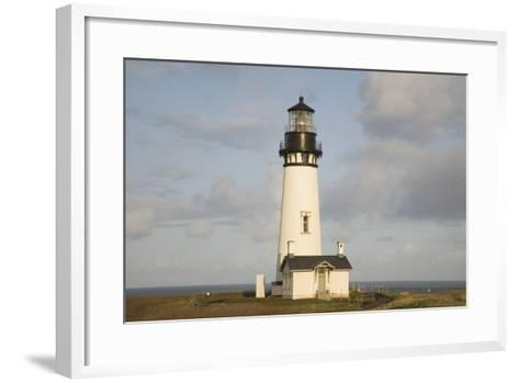 Exterior of Lighthouse-Design Pics Inc-Framed Art Print