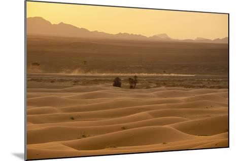 Merzouga, Morocco-Design Pics Inc-Mounted Photographic Print