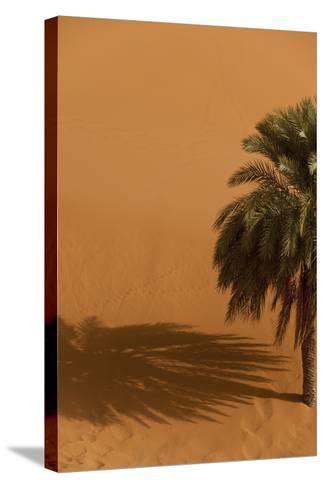 Merzouga, Morocco-Design Pics Inc-Stretched Canvas Print