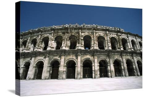 Amphitheatre Exterior-Design Pics Inc-Stretched Canvas Print