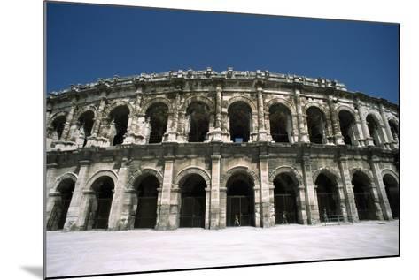 Amphitheatre Exterior-Design Pics Inc-Mounted Photographic Print