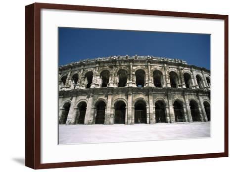 Amphitheatre Exterior-Design Pics Inc-Framed Art Print