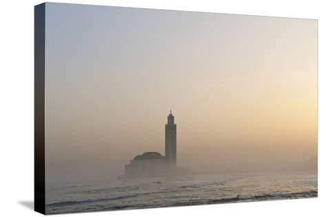 Casablanca, Morocco-Design Pics Inc-Stretched Canvas Print