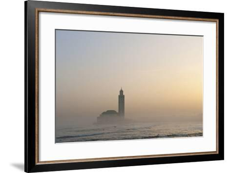Casablanca, Morocco-Design Pics Inc-Framed Art Print