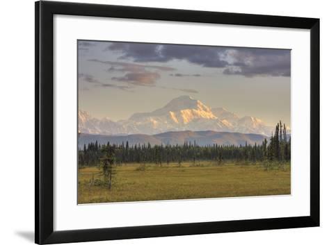 Scenic View of Mount Mckinley, Alaska-Design Pics Inc-Framed Art Print