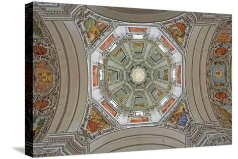 Cathedral Dome Interior, Close Up-Design Pics Inc-Stretched Canvas Print