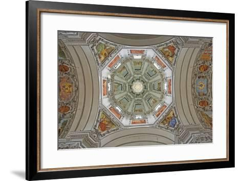 Cathedral Dome Interior, Close Up-Design Pics Inc-Framed Art Print