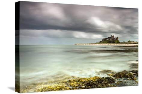 Bamburgh Castle; Bamburgh Northumberland England-Design Pics Inc-Stretched Canvas Print