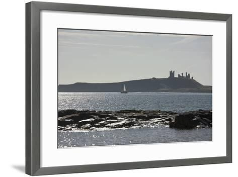 Dustanborough Castle; Northumberland, England-Design Pics Inc-Framed Art Print