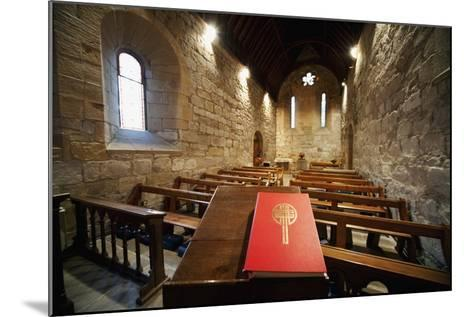 Sanctuary; Northumberland, England-Design Pics Inc-Mounted Photographic Print