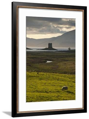 Appin, Argyll and Bute, Scotland-Design Pics Inc-Framed Art Print