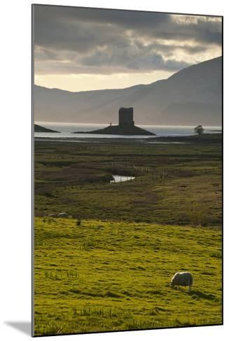 Appin, Argyll and Bute, Scotland-Design Pics Inc-Mounted Photographic Print