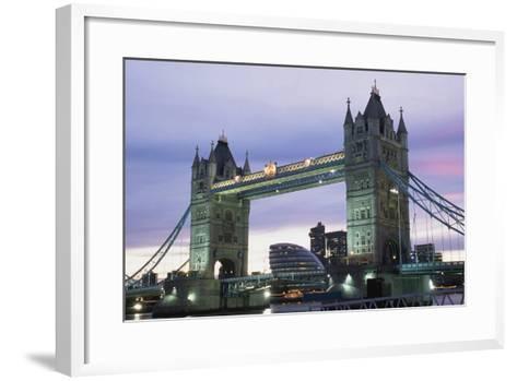 Tower Bridge, London,England-Design Pics Inc-Framed Art Print