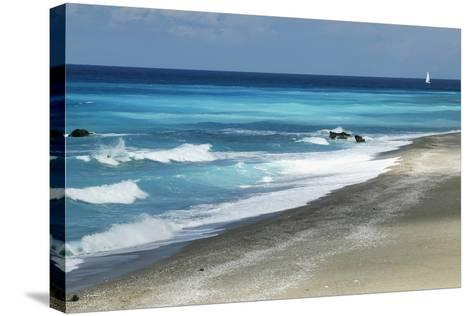 Greece, Lefkas-Design Pics Inc-Stretched Canvas Print