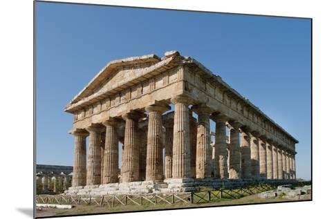 Hera, Paestum, Campania, Tyrrhenian Coast, Italy-Design Pics Inc-Mounted Photographic Print