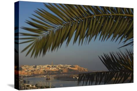Kasbah Des Oudaias, Rabat-Design Pics Inc-Stretched Canvas Print