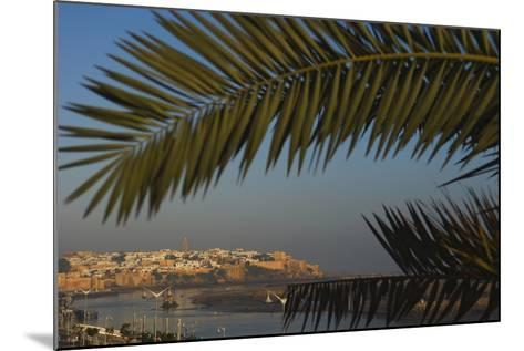 Kasbah Des Oudaias, Rabat-Design Pics Inc-Mounted Photographic Print
