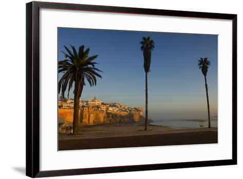 Kasbah Des Oudaias, Rabat-Design Pics Inc-Framed Art Print