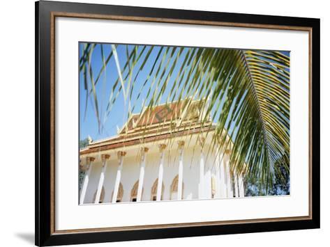 New Temple, Phum Prasat-Design Pics Inc-Framed Art Print