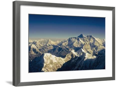 View from Everest-Design Pics Inc-Framed Art Print