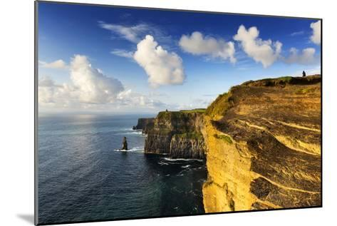 Cliffs of Moher, County Clare, Ireland-Chris Hill-Mounted Photographic Print