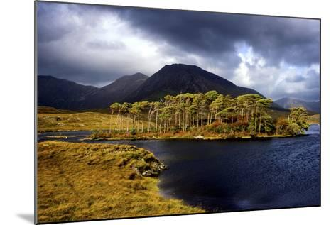Derryclare Lough in Connemara, Ireland-Chris Hill-Mounted Photographic Print