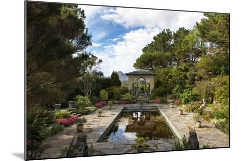 Italian Garden at Garnish Island in Glengarriff, County Cork-Chris Hill-Mounted Photographic Print