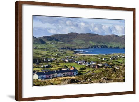 Allihies Copper Mine Trail, Beara Way, Beara, County Cork-Chris Hill-Framed Art Print