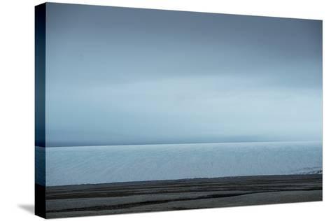 Auigstabutka Ice Along Western Coast of Nordaustlandet, Svalbard, Norway-Michael Melford-Stretched Canvas Print