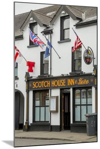 The Scotch House Inn and Bistro in Bushmills-Tim Thompson-Mounted Photographic Print