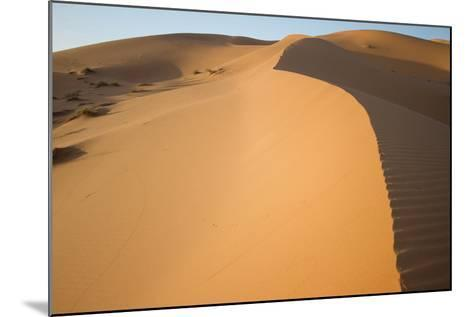 Sand Dunes of Morocco-Erika Skogg-Mounted Photographic Print
