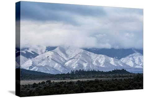 The Columbine Hondo Proposed Wilderness in the High Sangre De Cristo Mountain Range-Michael Melford-Stretched Canvas Print