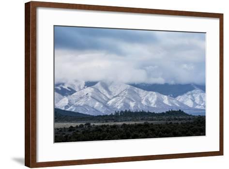 The Columbine Hondo Proposed Wilderness in the High Sangre De Cristo Mountain Range-Michael Melford-Framed Art Print
