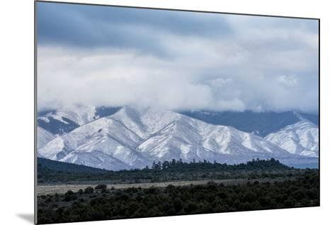 The Columbine Hondo Proposed Wilderness in the High Sangre De Cristo Mountain Range-Michael Melford-Mounted Photographic Print