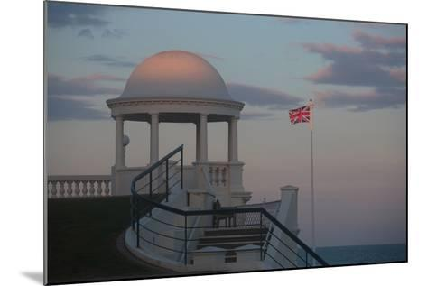 King George V Colonnade on the Seafront at Bexhill, East Sussex, England-Roff Smith-Mounted Photographic Print