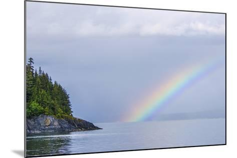 Rainbow over the Ocean-Rich Reid-Mounted Photographic Print
