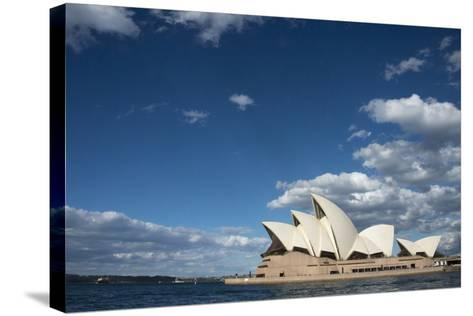 The Sydney Opera House in Sydney, Australia-Joel Sartore-Stretched Canvas Print