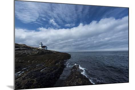 The Patos Island Lighthouse-Michael Melford-Mounted Photographic Print