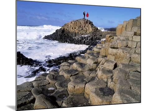 Giant's Causeway on the North Coast of Northern Ireland-Chris Hill-Mounted Photographic Print