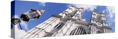 Westminster Abbey-Design Pics Inc-Stretched Canvas Print