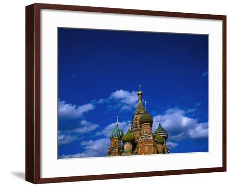 St. Basil's Cathedral, Moscow, Russia-Design Pics Inc-Framed Art Print