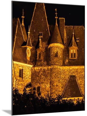 Exterior Detail of the Imperial Castle of Cochem-Babak Tafreshi-Mounted Photographic Print