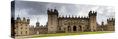 Floors Castle; Scottish Borders, Scotland-Design Pics Inc-Stretched Canvas Print