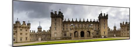 Floors Castle; Scottish Borders, Scotland-Design Pics Inc-Mounted Photographic Print